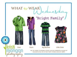 What to wear wednesday_bright