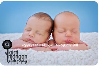 South Florida Newborn Twin Photographer