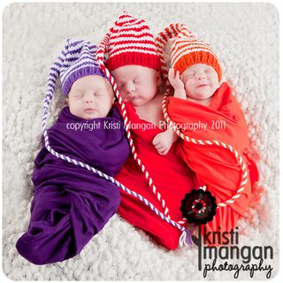 Palm Beach Newborn Triplet Photographer 2