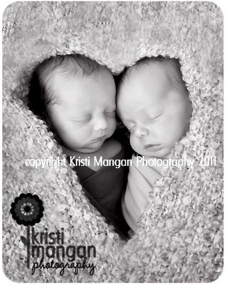 A South Florida Newborn Twin Baby Photographer