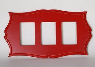 Multi opening frame
