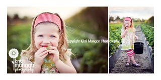 Kristi Mangan Photography_Palm Beach Strawberry Picking