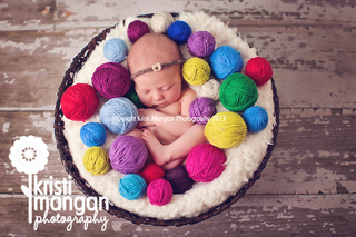 Jupiter newborn photography studio